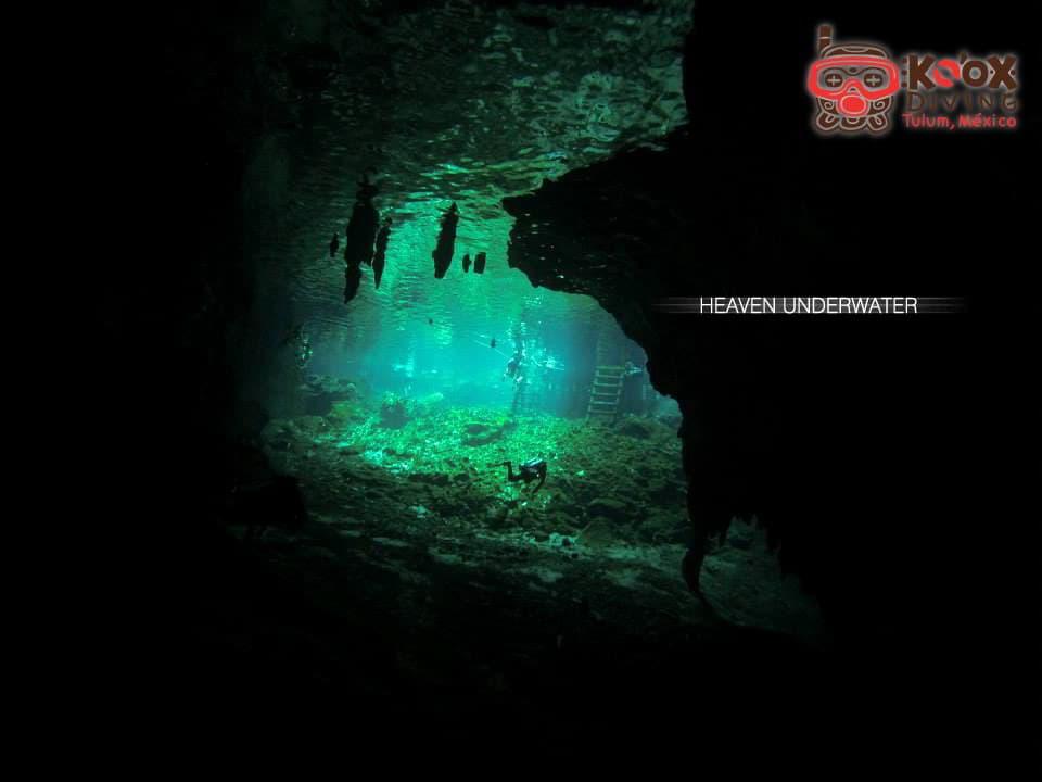 Explore Gran Cenote
