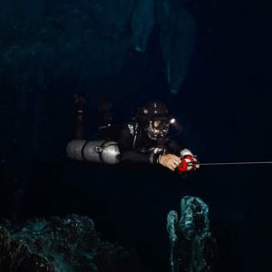 Cave Diving Training