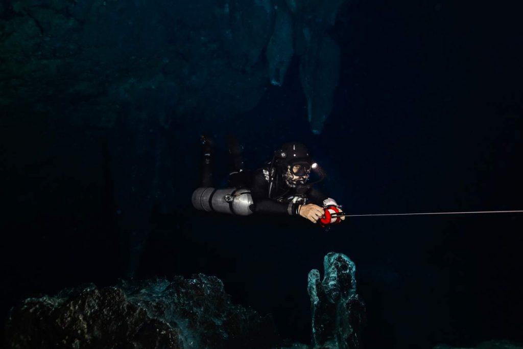 Certificacion Buceo de Cueva