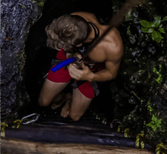 Visita al cenote sagrado