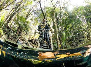 Jesus Guzman cenote angelita-tulum