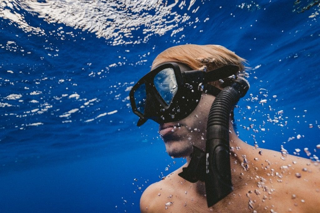 First time snorkeling tips. Learn how to how to snorkel.