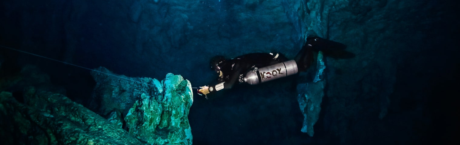 Ultimate Cave Diving Guide
