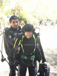 Scuba Diving Preparation
