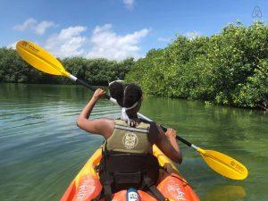 Cancun Nichupte Lagoon Kayak