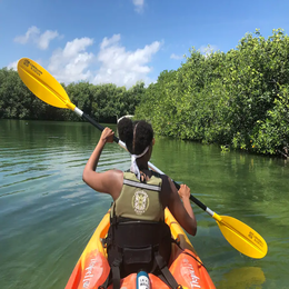 Kayaking Tour in Cancun