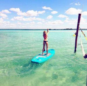 paddle sup board cancun