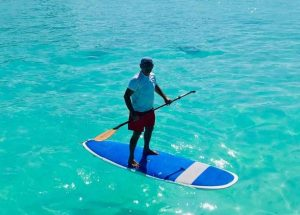 sup paddle board guide cancun