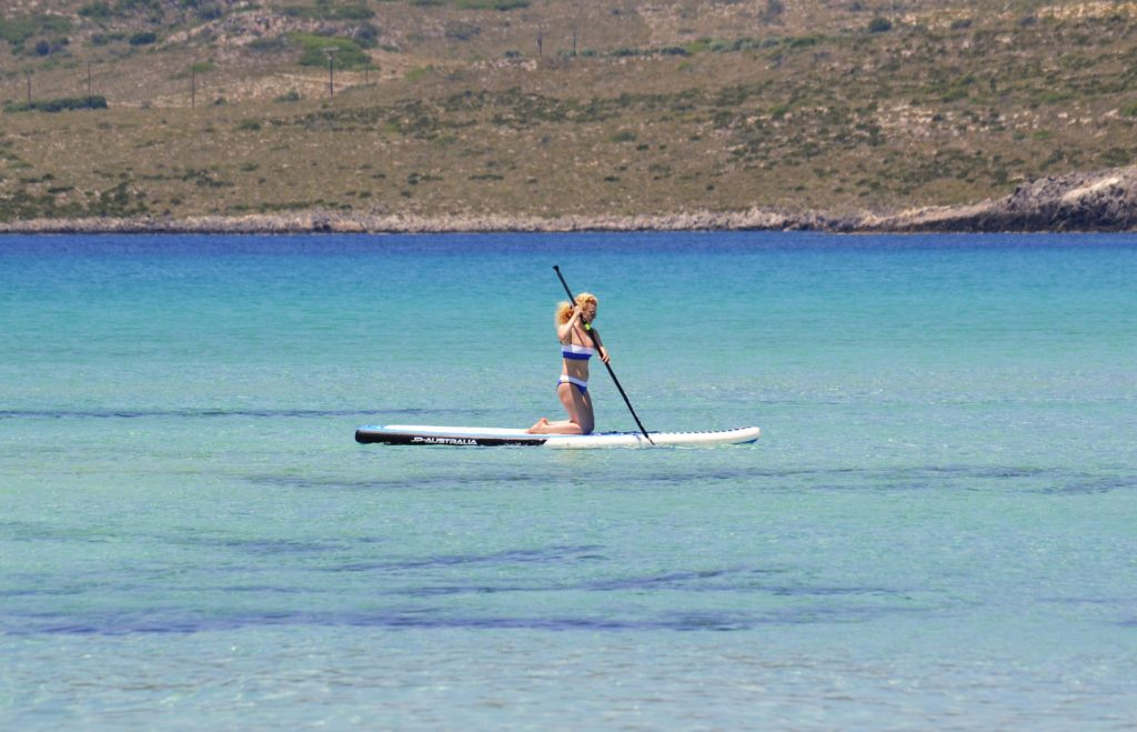 stand up paddle board cancun