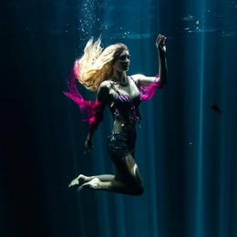 underwater photos art