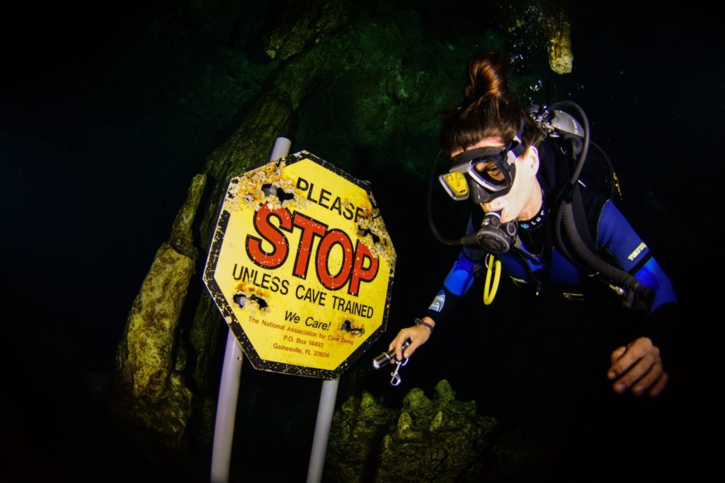 Cave Diving Limitations