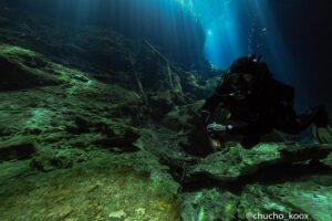 Jarden del eden Cenote