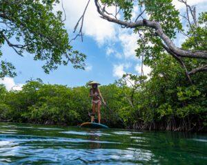 Paddle Board tour cancun (4)-min